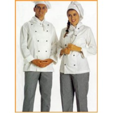 Commercial Cookery Uniform Set