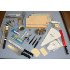 Baking Trade Tools Set