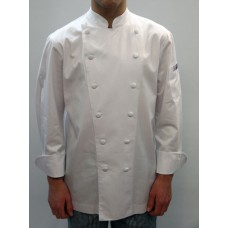 F&H Classique Long Sleeve Chef Jacket