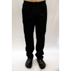 F&H Black Drawstring trousers