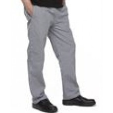 Uni-Standard Chef Draw String Pants - Traditional Check